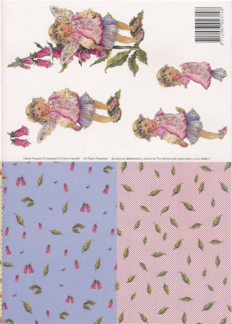 Printable Decoupage Sheets - decoupage sheet scrap imprimibles 3d scrap printables