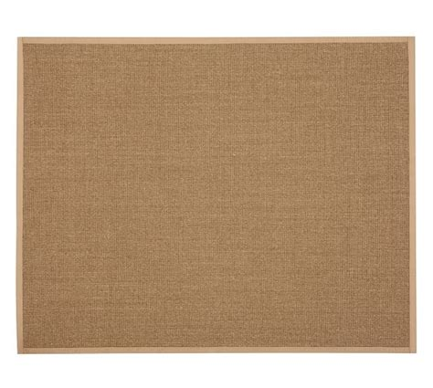 sisal rug pottery barn color bound earth sisal rug chino pottery barn