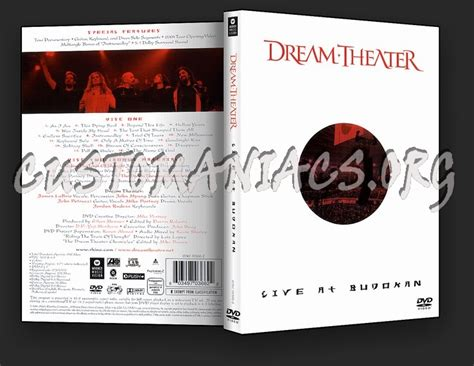 Dvd Import Theater Live At Budokan dvd covers labels by customaniacs view single post theater live at budokan