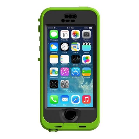 Lifeproof Fre Iphone 5 5s Lime upc 819859013495 lifeproof fre iphone 5s lime one