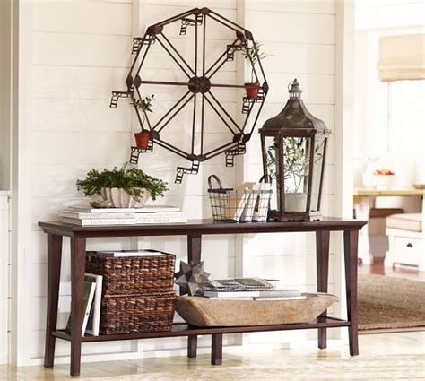 Pottery Barn Entry Table by Pin By Marg On For The Home