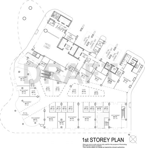 District House Affinity Floor Plan - alexandra central floor plan 1 singapore new launch