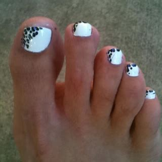 how to design toenails at home white toenail designs how you can do it at home