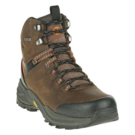 merrell phaserbound waterproof walking boots s