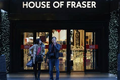 house of fraser uk sale house of fraser welcomes quot record sales figures quot retail