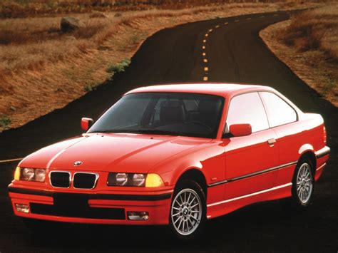 bmw 3 series coupe e36 specs 1992 1993 1994 1995