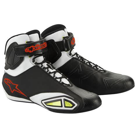 Sepatu Motor Touring Biker Hitam Hijau Alpinestars tips memilih sepatu untuk mpm distributor