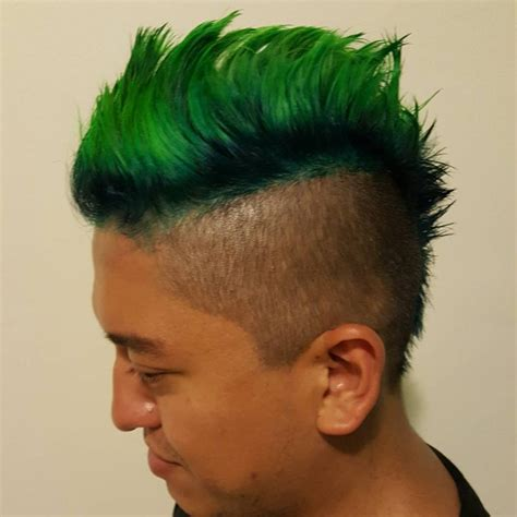 Mohawk Hairstyle by Mohawk Hairstyles 40 Best Mohawk Haircuts For 2016