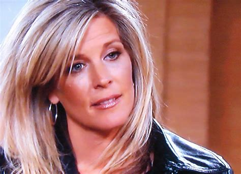 carlys diet general hospital let s get soapy general hospital carly s great hair day