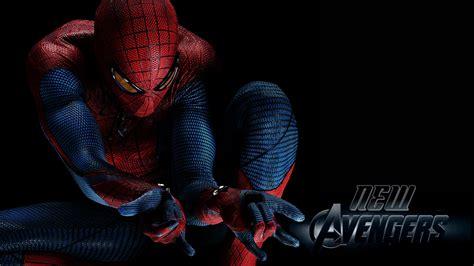 wallpaper full hd spider man new avengers spider man hd wallpaper 187 fullhdwpp full