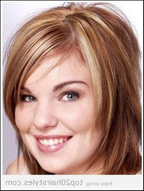 hairstyles for fat faces and double chins pictures with bangs pinterest the world s catalog of ideas