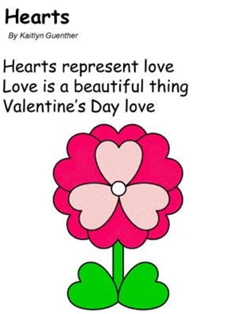 childrens valentines day poems valintine poem for poem poster coloring pages diy