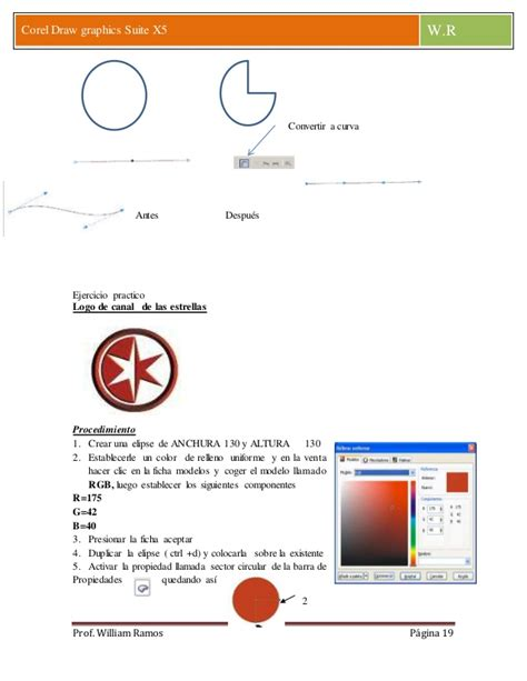 corel draw x5 wiki crear una orla curva medios artsticos corel draw manual