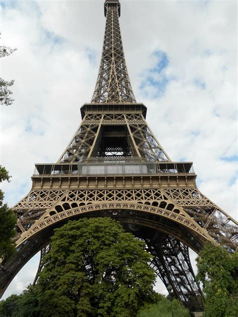 eiffel tower floor l base let s fly away paris the views food booze baggage