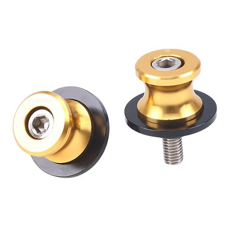 swing arm spools new motorcycle cnc swingarm swing arm spools spool sliders