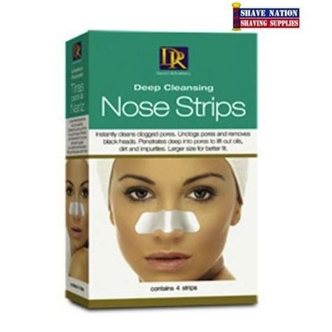 deep cleansing nose strips | shave nation shaving supplies®