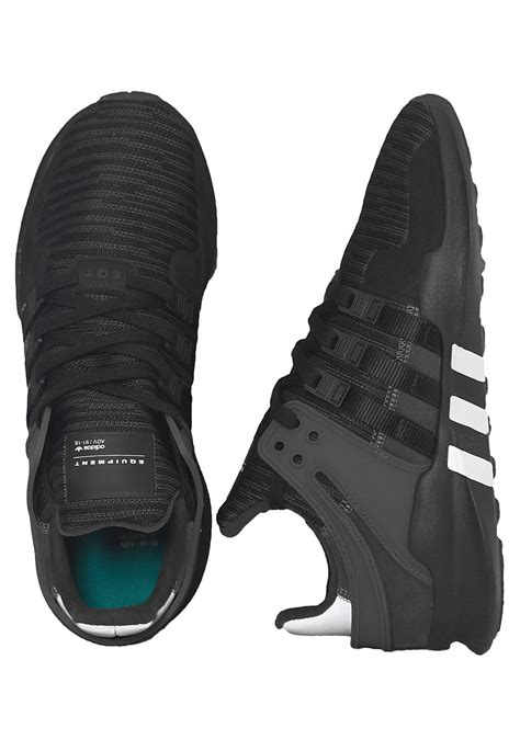 Sepatu Sneakers Adidas Equipment Support Adv Grey Black adidas eqt support adv black utility black dgh solid grey shoes impericon worldwide