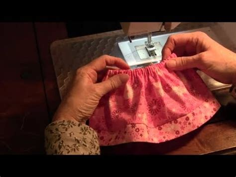 youtube pattern making 18 inch doll skirt american girl how to make a doll