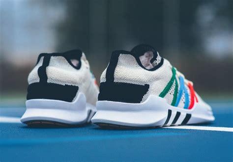 Original Adidas Eqt Racing Adv Primeknit Black White adidas eqt racing adv primeknit tri color sneaker bar detroit