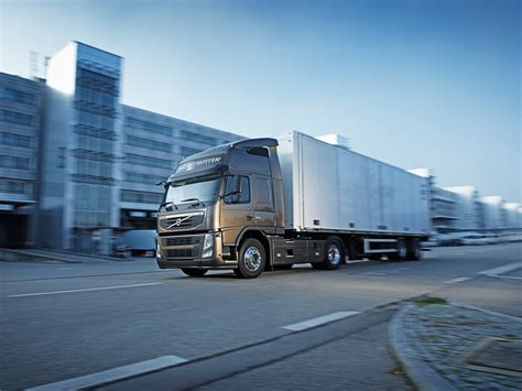 volvo trucks global volvo fm trucks global edition environment friendly