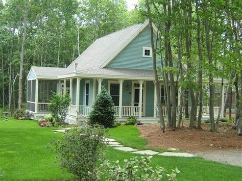 Country Style House Plans With Wrap Around Porches by House Style And Plans House Style And Plans Concept