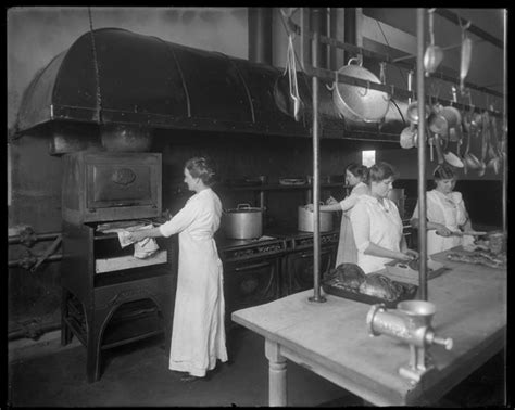 Hospital Kitchen In New York Museum Of The City Of New York West 109th