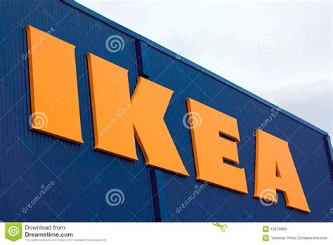 ikea stock ikea store logo editorial photo cartoondealer com 77071549