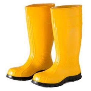 Sepatu Safety Krisbow Bekas alat pelindung diri peralatan k3 lengkap murah di
