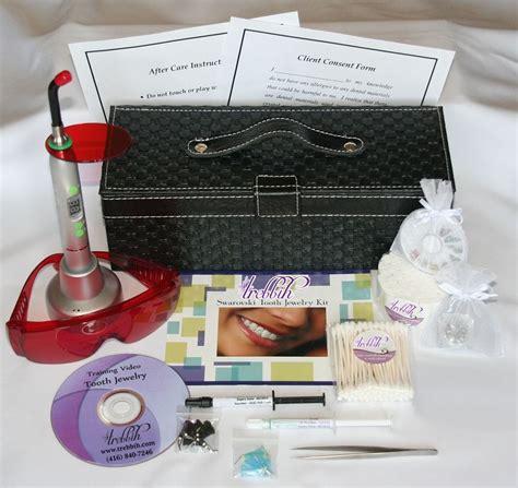 professional jewelry kit professional tooth jewelry kit