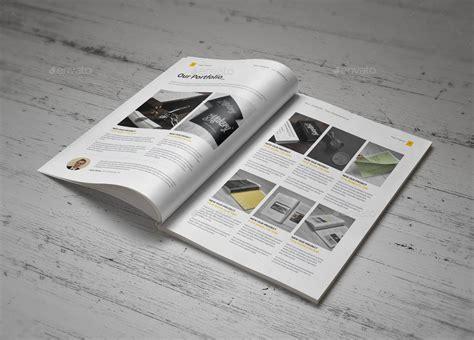 merchandise design proposal web design proposal by egotube graphicriver