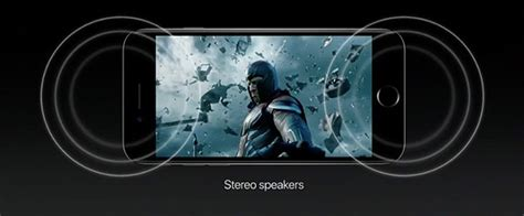 does the iphone 7 stereo speakers the iphone faq