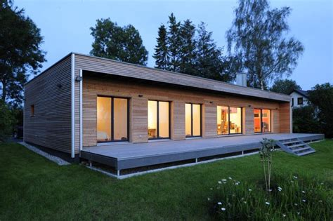 modern haus moderner bungalow modern haus fassade sonstige