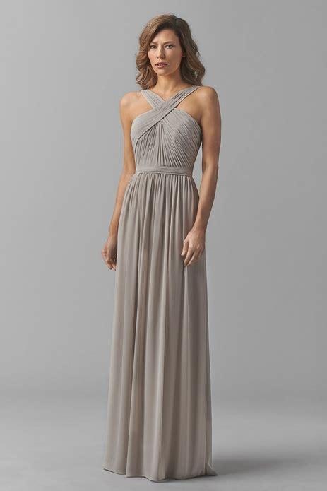 cross dresses hairstyles watters watters bridesmaid dresses watters watters 8543i