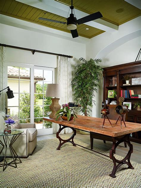 home office design sles 10 ways to go tropical for a relaxing and trendy home office