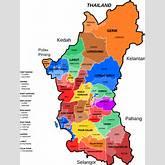 Perak new electoral map by derkommander0916