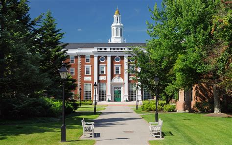 Diy Harvard Mba by America S Smartest Colleges Revealed Did Your Alma Mater