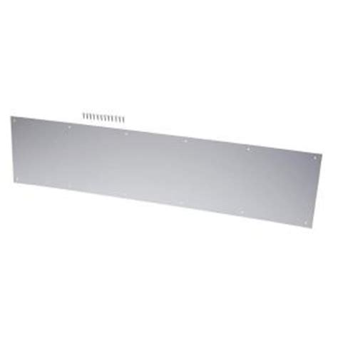 everbilt 10 in x 34 in stainless steel kick plate 14320