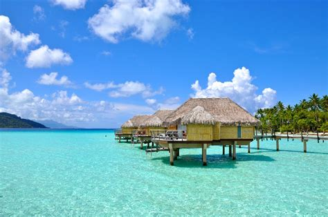 gili islands indonesia tourist destinations - Overwater Bungalows Bali Indonesia