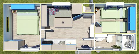 tutto casa mobili mobile homes homes on wheels housing modules for csites