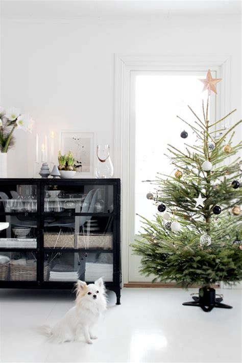 christmas home design inspiration scandinavian christmas tree decorations