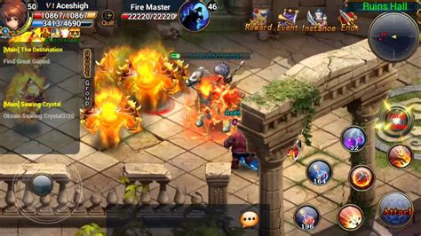 Pdf The Legend Of King Max legend of king arpg android gameplay