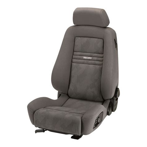 Recaro Reclinable by Recaro Ergomed E Reclining Sport Seat Gsm Sport Seats