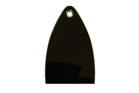 blank truss rod cover for usa prs guitars philadelphia luthier tools supplies llc
