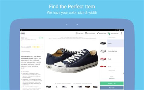 zappos shoes clothes more android apps on google play zappos google italian sandals