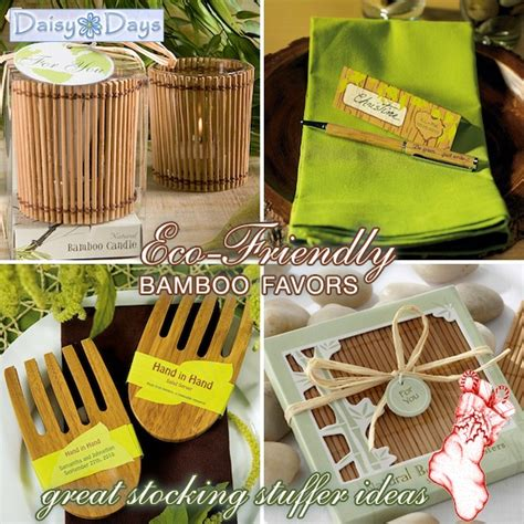 By Nature Launches Eco Wedding Gift List by Eco Friendly Bamboo Wedding Gifts Favors Green Weddings