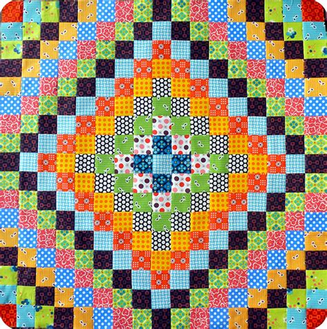 Trip Around The World Quilts by Pepper Quilts July 2010