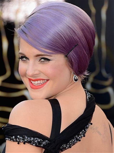 does kelly osbourne wear a purple wig 49 best purple passion images on pinterest african