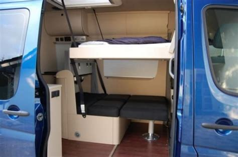drop down bed ceiling bed sprinter sprinter conversion pinterest