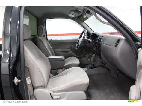 2001 Toyota Tacoma Interior by 2001 Toyota Tacoma Regular Cab 4x4 Interior Photos