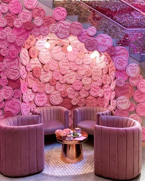 valentines perfectly pink  instagrammers heaven elan